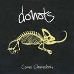 DONOTS, coma chameleon cover