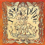 MURDER BY DEATH, red of tooth & claw cover