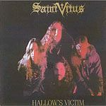 Cover SAINT VITUS, hallow´s victim