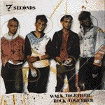 Cover 7 SECONDS, walk together