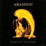 ABANDON, in reality we suffer cover