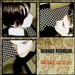 Cover BLONDE REDHEAD, fake can be ...