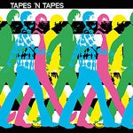 Cover TAPES´N TAPES, walk it off
