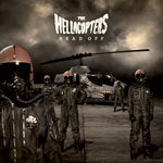 Cover HELLACOPTERS, head off
