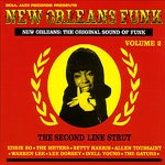 Cover V/A, new orleans funk 2