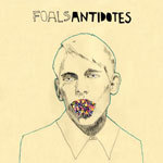 FOALS, antidotes cover