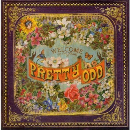 PANIC! AT THE DISCO, pretty odd cover