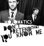 Cover MOJOMATICS, don´t pretend that you don´t know me