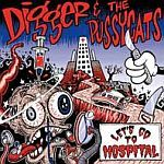 Cover DIGGER & THE PUSSYCATS, let´s go to hospital