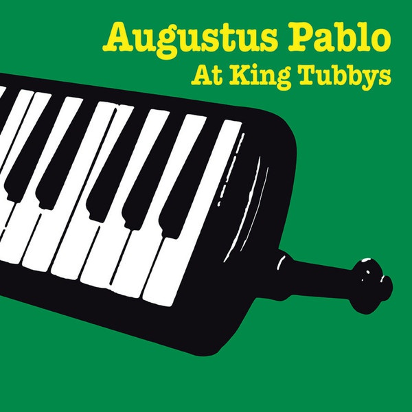 Cover AUGUSTUS PABLO, at king tubbys