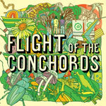 Cover FLIGHT OF THE CONCHORDS, s/t