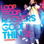 Cover LOOPTROOP ROCKERS, good things