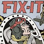 FIX IT, s/t (kill kill kill) cover