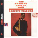 Cover ORNETTE COLEMAN, shape of jazz to come