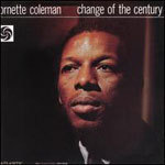 Cover ORNETTE COLEMAN, change of the century