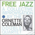 Cover ORNETTE COLEMAN, free jazz - a collective improvisation