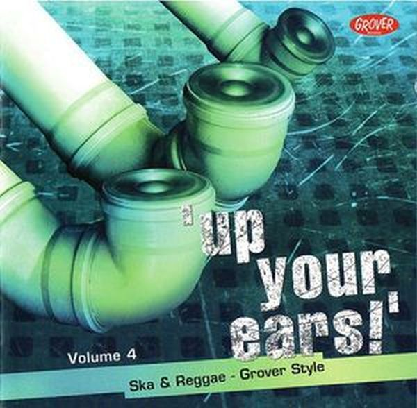 V/A, up your ears! vol. 4 cover