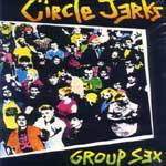 Cover CIRCLE JERKS, group sex