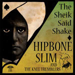 Cover HIPBONE SLIM & KNEE TREMBLERS, sheik said shake