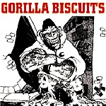 GORILLA BISCUITS, high hopes (s/t) cover