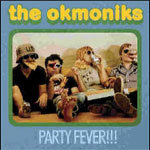 Cover OKMONIKS, party fever