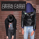 Cover CRYSTAL CASTLES, s/t