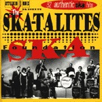 Cover SKATALITES, foundation ska