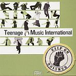 Cover TEENAGE MUSIC INTERNATIONAL, keep on dancing