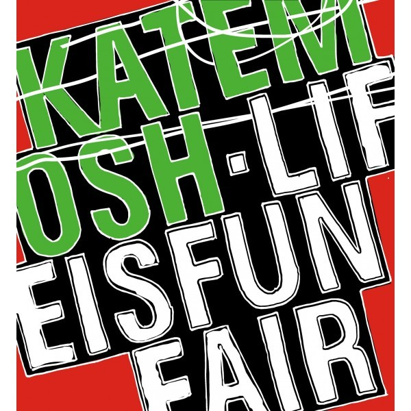 KATE MOSH, life is funfair cover