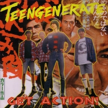 Cover TEENGENERATE, get action
