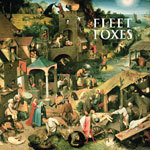 FLEET FOXES, s/t cover