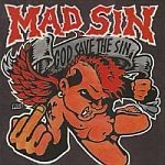 Cover MAD SIN, god save the sin