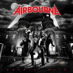 AIRBOURNE, runnin´ wild cover