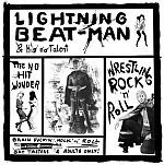 Cover LIGHTNING BEAT-MAN & HIS NO TALENT, wrestling rock´n roll