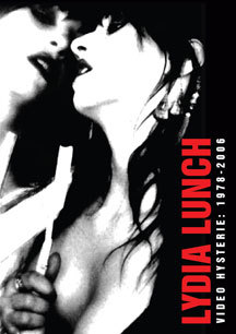 LYDIA LUNCH, video hystery cover