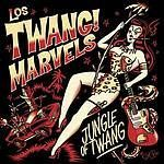 Cover LOS TWANG MARVELS, jungle of twang