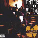 Cover WU-TANG CLAN, enter the... (36 chambers)