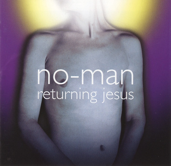 Cover NO-MAN, returning jesus