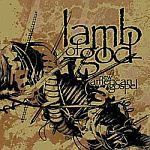 Cover LAMB OF GOD, new american gospel