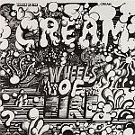 Cover CREAM, wheels of fire