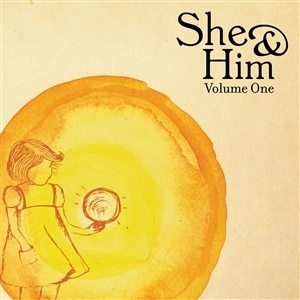 SHE & HIM, volume one cover