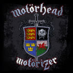 MOTÖRHEAD, motörizer cover