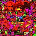 Cover CREAM, disraeli gears