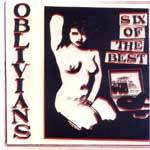 OBLIVIANS, six of the best cover