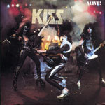 Cover KISS, alive!