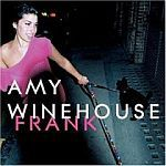 AMY WINEHOUSE, frank cover