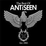 ANTISEEN, best of cover