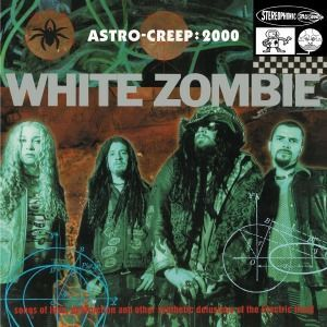 WHITE ZOMBIE, astro creep cover