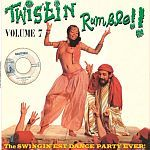 Cover V/A, twistin rumble vol. 7