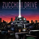Cover ZUCCHINI DRIVE, goodyear television playhouse